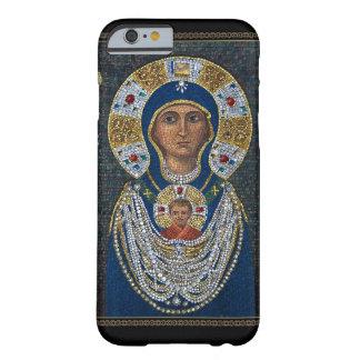Icono del mosaico de la isla de Murano Funda De iPhone 6 Slim