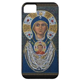 Icono del mosaico de la isla de Murano iPhone 5 Case-Mate Carcasas