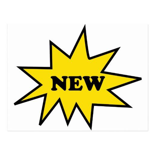 Icono del nuevo producto postal