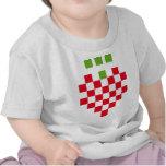 icono del pixel de la fresa camiseta
