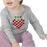 icono del pixel de la fresa camisetas