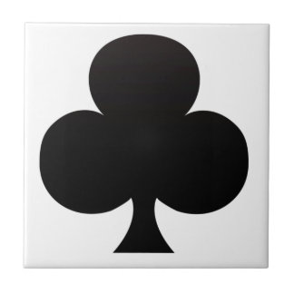 Icono del póker del club azulejos