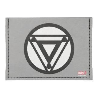 Icono del reactor del arco del hombre del hierro tarjeteros tyvek®