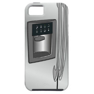 Icono del refrigerador iPhone 5 funda