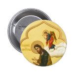 Icono del ruso de San Juan Bautista Pin