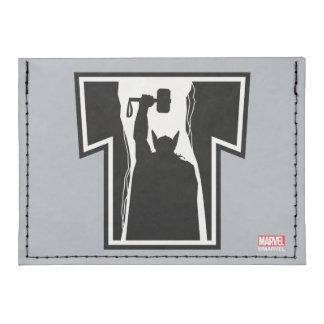 Icono del Thor de las obras clásicas el | de los Tarjeteros Tyvek®