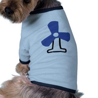 icono del ventilador ropa de mascota