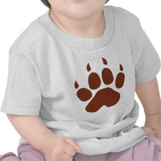 icono marrón del cojín camiseta