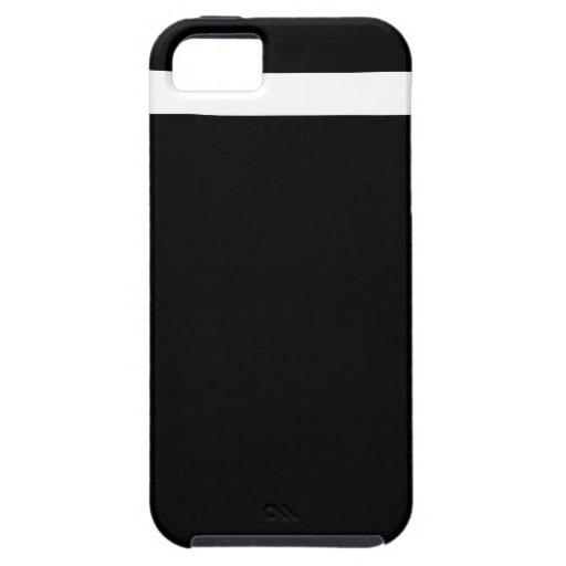icono negro del refrigerador del refrigerador iPhone 5 cárcasas