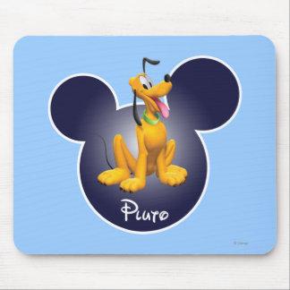 Icono principal de Plutón el | Mickey Mouse Pads