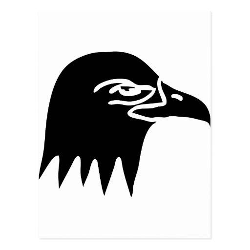icono principal del águila postal