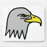 icono principal del águila tapete de raton