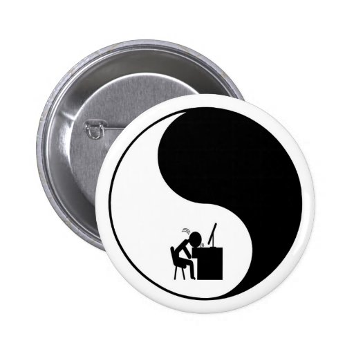 Icono principal del escritorio pin redondo 5 cm