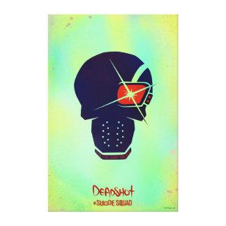 Icono principal del pelotón el | Deadshot del Impresiones De Lienzo