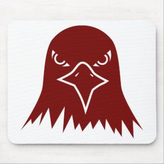 Icono principal rojo de Eagle Alfombrillas De Raton