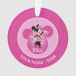 Icono principal rosado de Minnie el | Mickey
