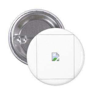 Icono quebrado de la imagen del Internet Pin Redondo De 1 Pulgada
