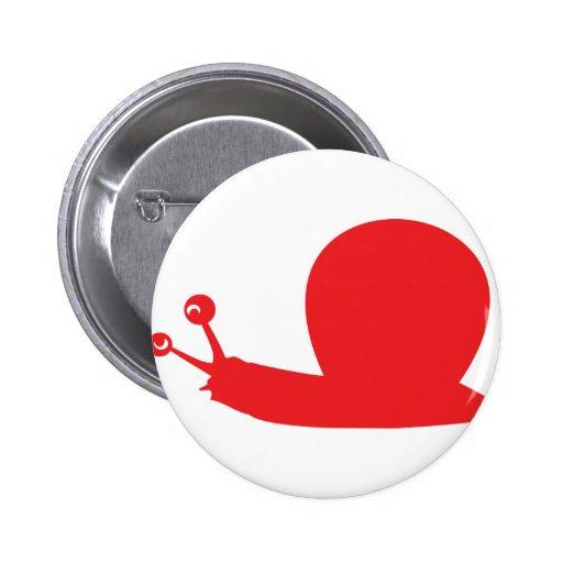 icono rojo de la barra pin