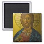 Icono ruso dentro de la iglesia de St. Sophia/ Iman De Nevera