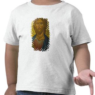 Icono ruso dentro de la iglesia de St. Sophia/ Camisetas