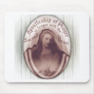 Icono sagrado de la placa de la pared de colgante  alfombrilla de raton