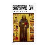 Iconografía medieval de los Franciscos de Asís del Sello