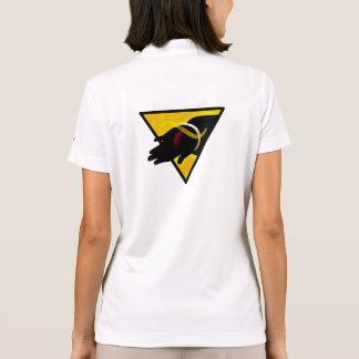 Iconographic HandSignage – Yield! Polo T-shirt
