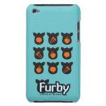Iconos de Furby Carcasa Para iPod