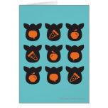Iconos de Furby Felicitacion