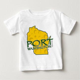 Iconos de los WI de Washington del puerto Playeras