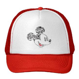 Iconos y frases de moda de Mickey el   Gorra