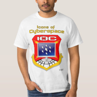 Icons of Cyberspace (IOC) T-Shirt