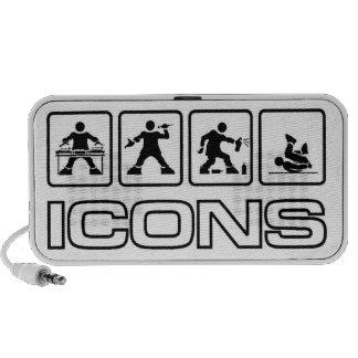 ICONS Speaker