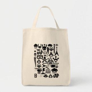 Icony Canvas Bag