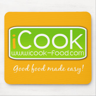 iCook-Food.com Mouse Pad