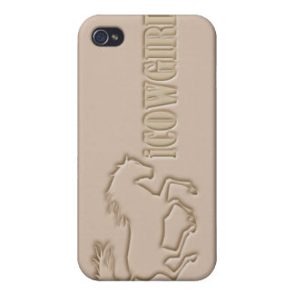 icowgirl iPhone 4/4S Speck Case