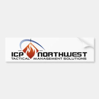 ICP North West Car Bumper Sticker