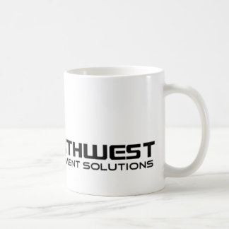 ICP North West Classic White Coffee Mug