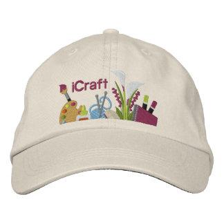 iCraft Gorras Bordadas