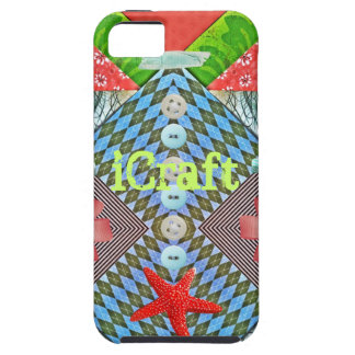 iCraft Scrapbook Paper Crafters iPhone 5 Case