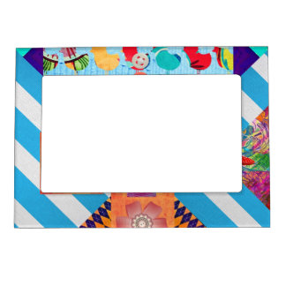 iCraft Scrapbooking and Buttons Craft Gifts Magnetic Frame