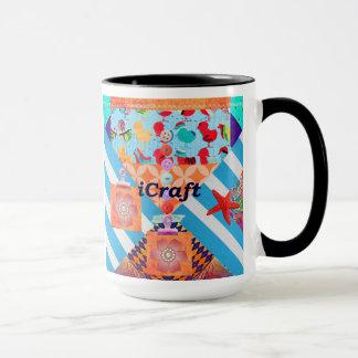 iCraft Scrapbooking and Buttons Craft Gifts Mug