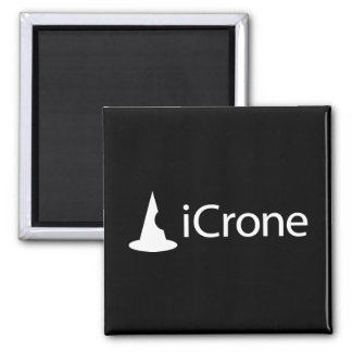 iCrone 2 Inch Square Magnet
