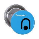 iCroquet Button