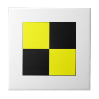 ICS Flag L Ceramic Tile