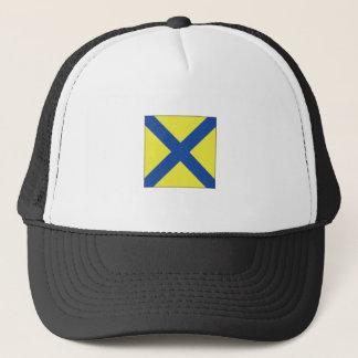 ICS Flag S Trucker Hat