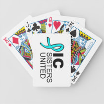 ICSU Logo playing cards