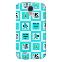 ICSU Tiles Pattern Samsung Galaxy S4 Case