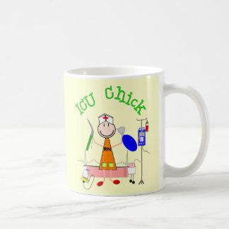 ICU Chick (Nurse) Mugs