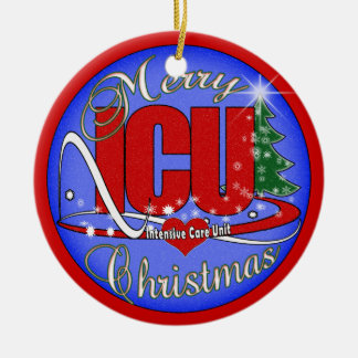 ICU CHRISTMAS ORNAMENT Intensive Care Unit